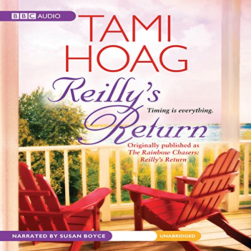 Reilly's Return audiobook cover art