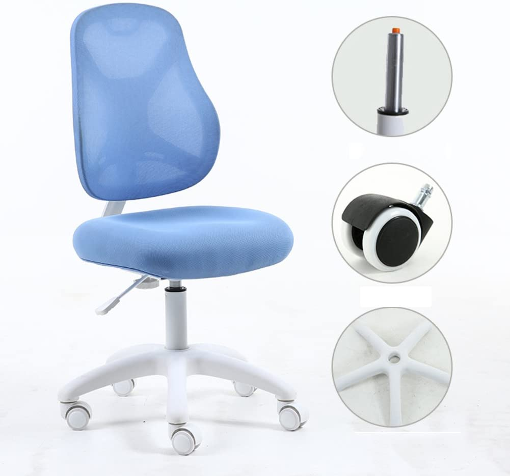 Adjustable Children Desk Chair Low Back Computer Chair Kids Study Chair Office Chair B Amazon Co Uk Kitchen Home