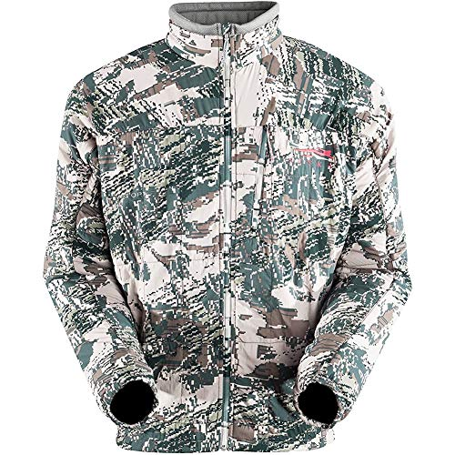 SITKA Gear Men's Kelvin Active Jacket, Optifade Open Country, Small (30055)