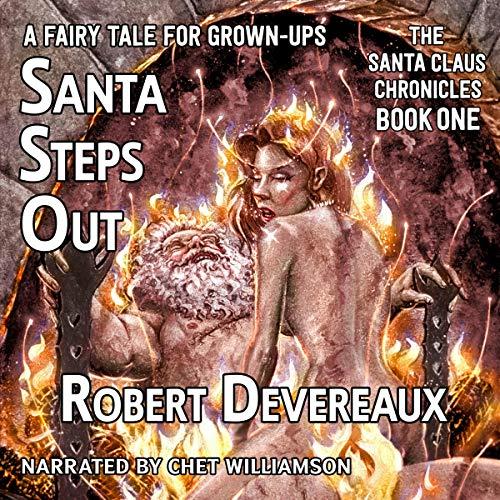 Santa Steps Out Titelbild