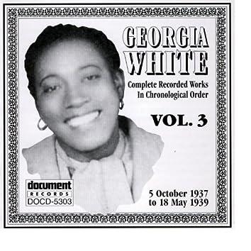 Georgia White Vol. 3 1937-1939