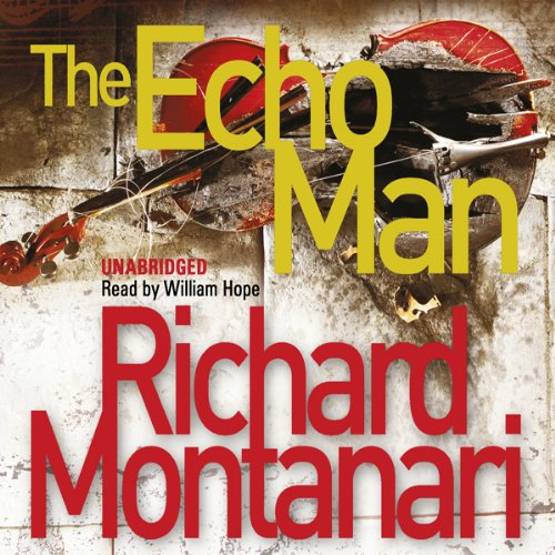 The Echo Man cover art