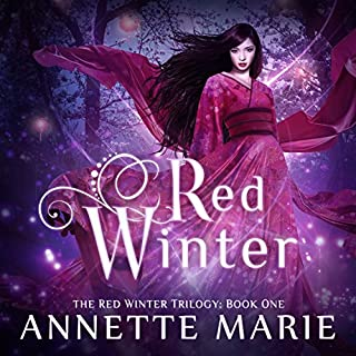 Red Winter     Red Winter, Book 1              By:                                                                                                                                 Annette Marie                               Narrated by:                                                                                                                                 Emily Woo Zeller                      Length: 11 hrs and 21 mins     424 ratings     Overall 4.1