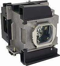 CTLAMP ET-LAA110 Original Bulb Lamp with Housing Compatible with Panasonic PT-AH1000E PT-AR100U PT-LZ370E