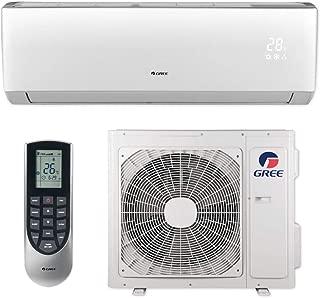GREE LIVS24HP230V1B - 24,000 BTU 16 SEER LIVO+ Wall Mount Ductless Mini Split Air Conditioner Heat Pump 208-230V