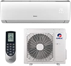 GREE LIVS24HP230V1B - 24,000 BTU 16 SEER LIVO+ Wall Mount Ductless Mini Split Air Conditioner Heat Pump 208-230V