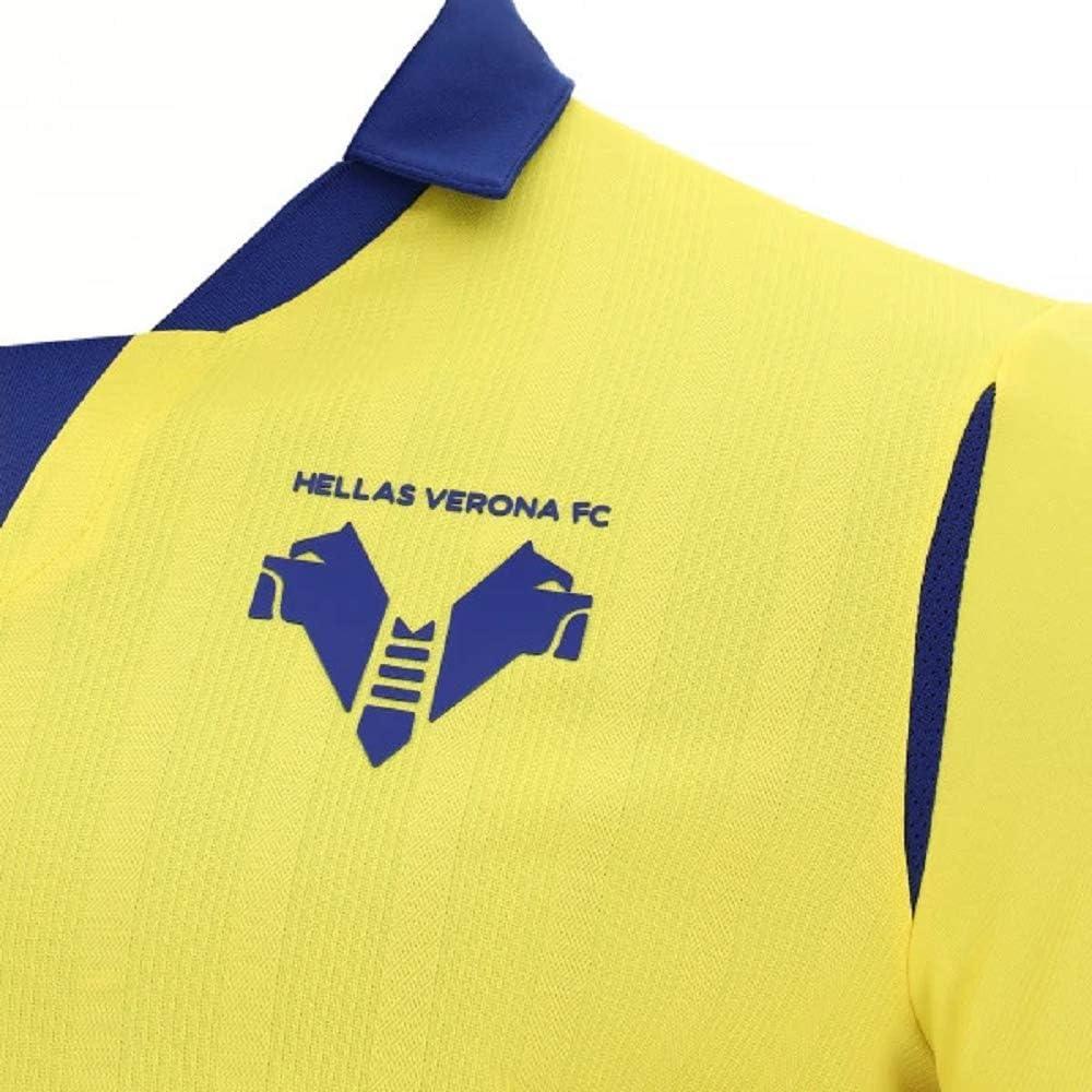 Hellas Verona FC 2020//2021 Maglia Gara Away M//C Uomo