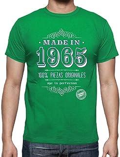 Camiseta Made In 1965 para Hombre