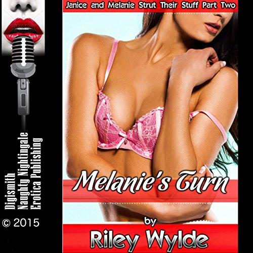 Melanie's Turn: A Striptease Erotica Story Titelbild