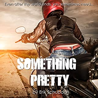 Something Pretty audiobook cover art
