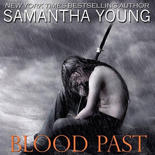 Blood Past audiobook cover art