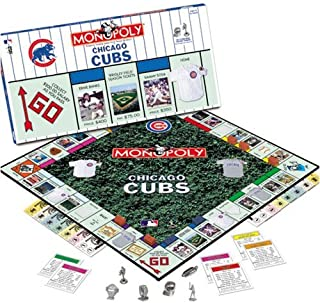 USAopoly Chicago Cubs Collector's Edition MONOPOLY