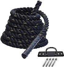 Zware strijd touw met opgewaardeerde polyester cover, een NCHOR-riem kit inclusief drop verzending