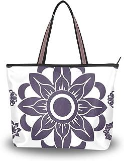 DEYYA Women Large Tote Bag Bird Shoulder Handbags Satchel Messenger Bags for Ladies