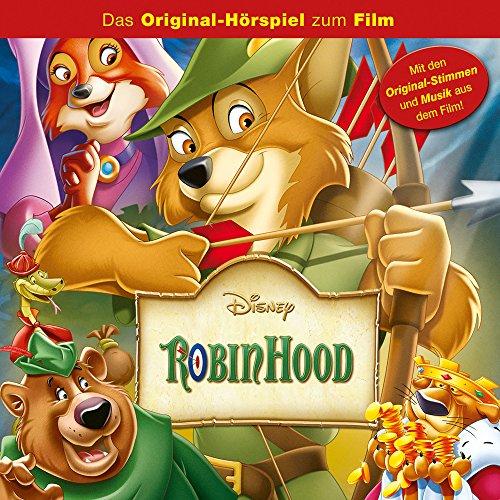 Robin Hood (Das Original-Hörspiel zum Film)