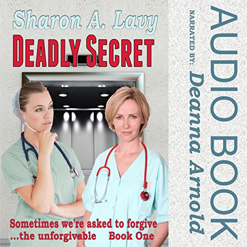 Deadly Secret audiobook cover art