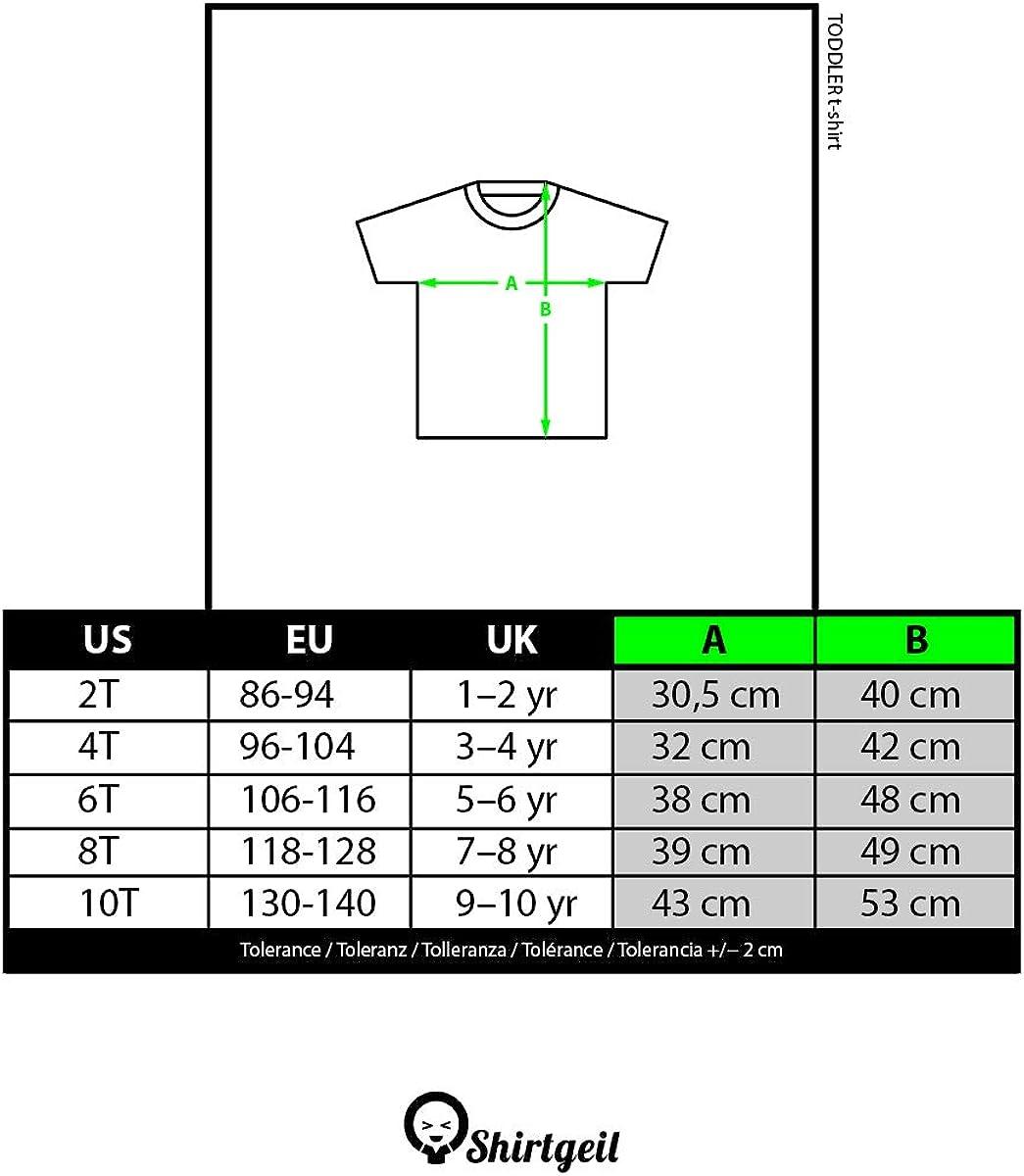 Idea Regalo Fratello Maggiore Tractor Maglietta T-Shirt Bambino