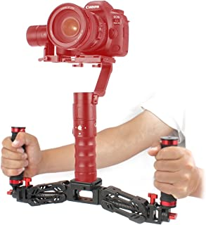 Beholder Flex Handle Stabilizer D2-S Black Works with Most Gimbals with a 3/8