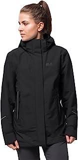 Jack Wolfskin Women's Waterproof Rain Jacket