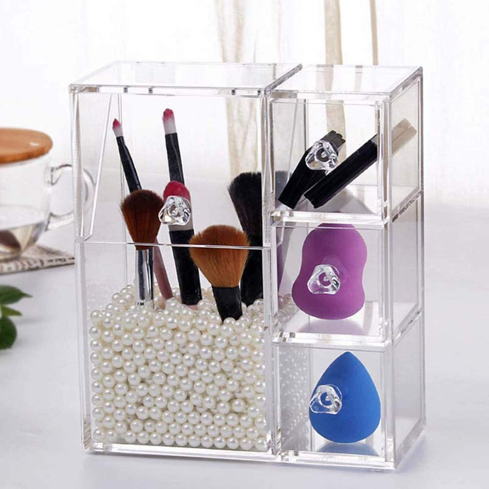 Oumefar Makeup Selling rankings Tool Holder Storing Tools Multifunctional Max 84% OFF