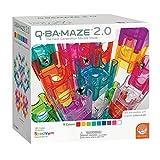 Q-BA-MAZE 2.0 Spectrum Color Set – The Next Generation Marble Maze – 120 Cubes, 30 Marbles – Ages 6 and Up