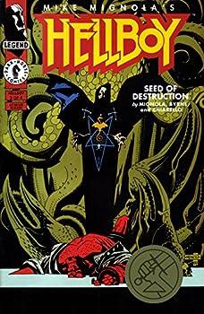Hellboy  Seed of Destruction #3