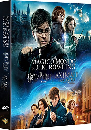 Wizarding World (Film Collection) (9 DVD)