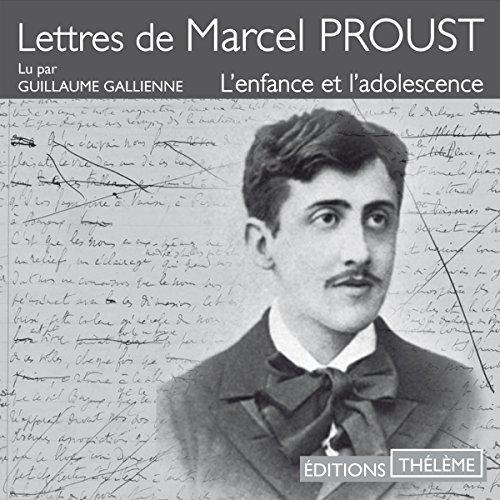 Lettres de Marcel Proust audiobook cover art