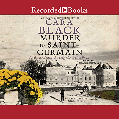 Murder in Saint Germain audiobook cover art