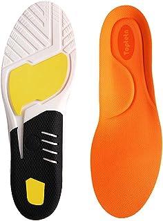 comprar comparacion TOPTETN Inserciones de fascitis plantar, plantillas de zapatos ortopédicos para hombres y mujeres, plantillas de confort a...