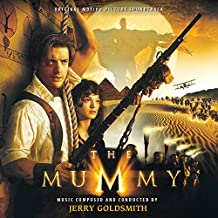 the mummy intrada