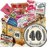 40 Geburtstag / 40. Geburtstag Geschenkidee / Süßes DDR Set
