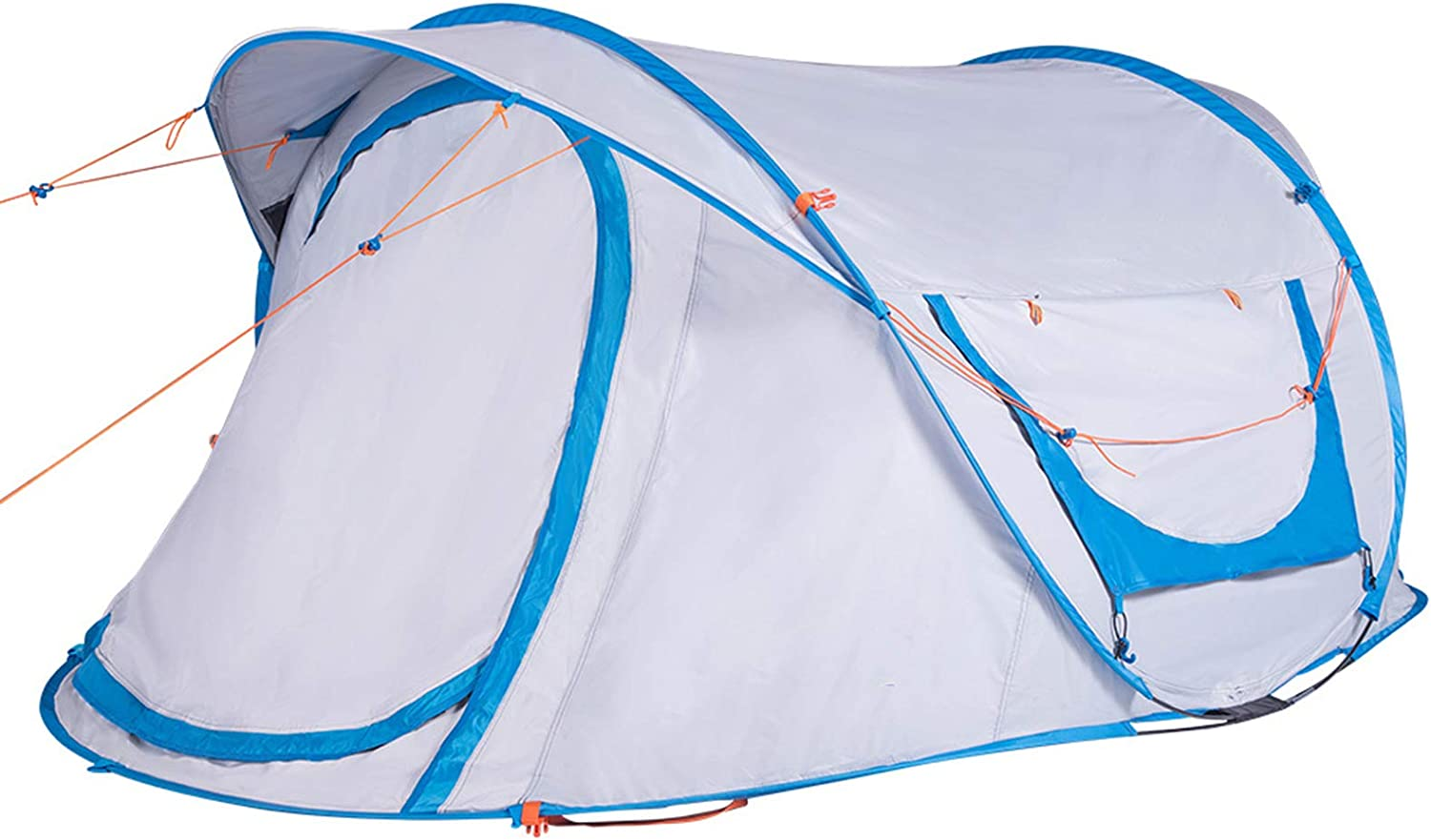 KTSWP Pop Great interest Up 55% OFF Tent Automatic Camping Ultralight Ventilation