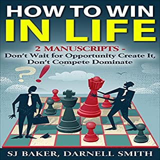 How to WIn in Life: 2 Manuscripts audiobook cover art