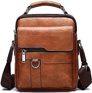 حقيبة كتف رجالي الرجال رسول حقائب crossbody بو الجلود حقيبة يد الرجال سبات حقيبة الكتف حاكز الظهر الحزم