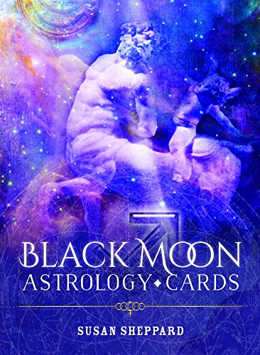 Sheppard, S: Black Moon Astrology Cards