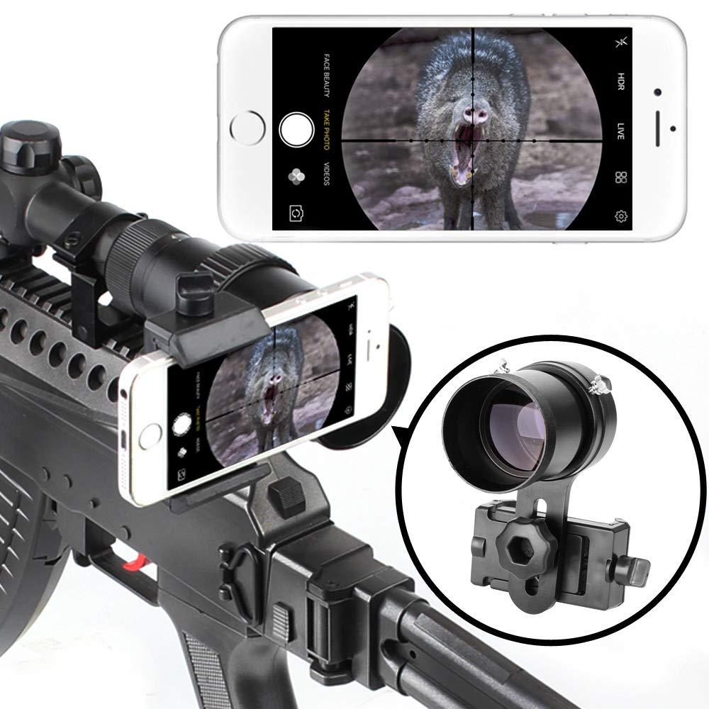 Landove Smartphone Mounting Advanced Magnification