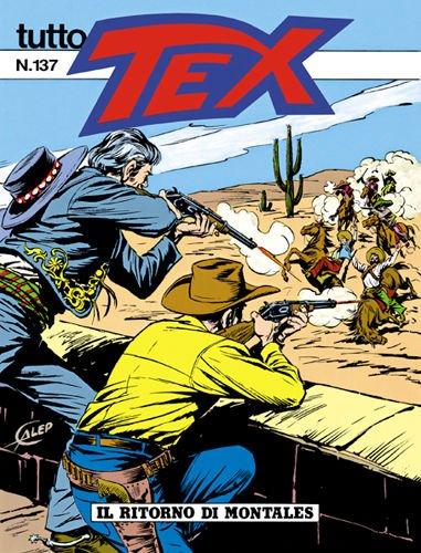 TEX GIGANTE N.137 - Il ritorno di Montales