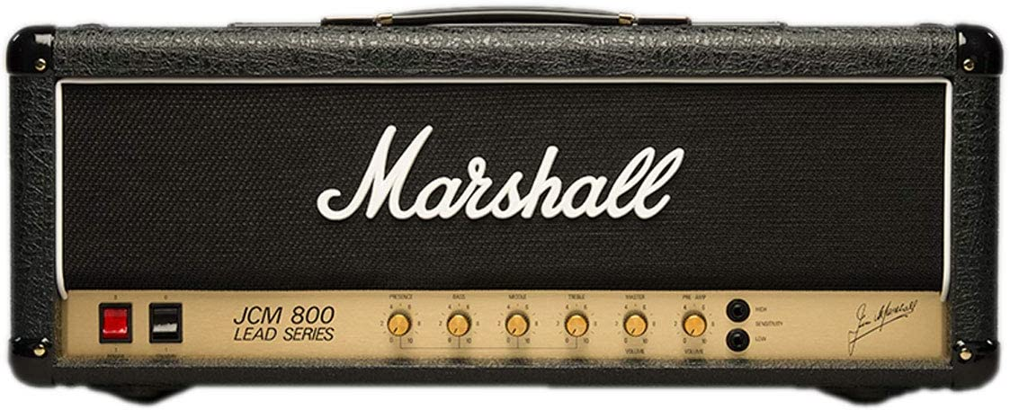 Marshall High quality JCM800 Surprise price 2203X Head 100W Tube