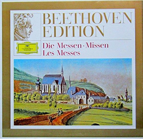 Beethoven Edition 1970, Vol. 9: Die Messen / De Missen / Les Messes [Vinyl Schallplatte] [3 LP Box-Set]