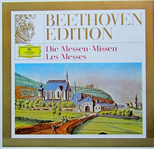 Beethoven Edition 1970, Vol. 9: Die Messen / De Missen / Les Messes [Vinyl Schallplatte] [3 LP Box-Set]