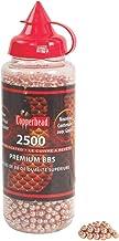 crosman copperhead bb's- 2500 ct