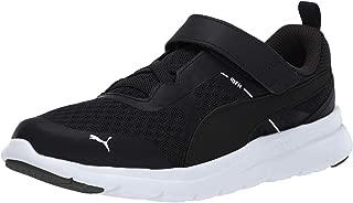 PUMA Unisex-Kids' Flex Essential Velcro Sneaker