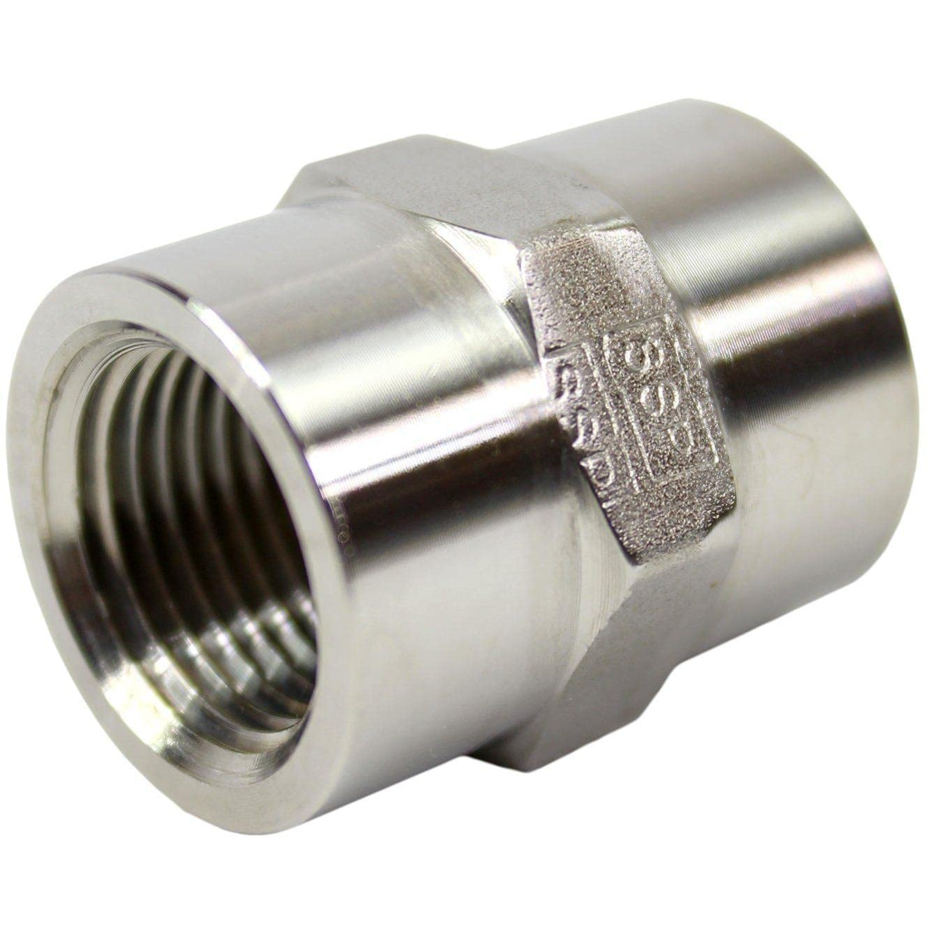 SSP Corporation Hex Long Beach Mall Coupling-1 Superior 4-inch