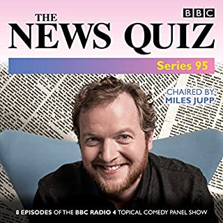 The News Quiz: Series 95 audiobook cover art