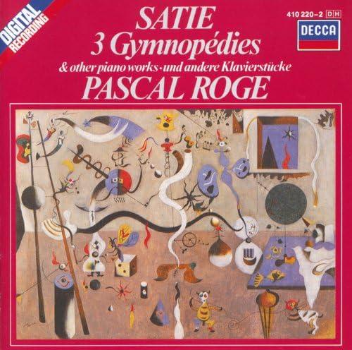 Pascal Rogé & Erik Satie