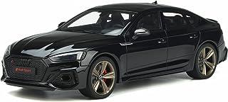 GT-SPIRIT 1/18 A5 RS5 (B9) SPORTBACK 2020 BLACK GT312