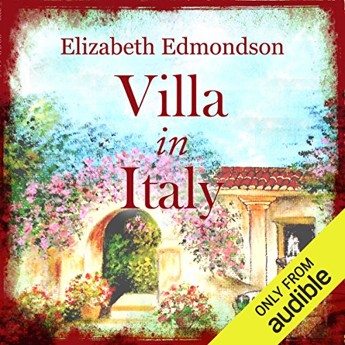 Villa in Italy audiobook cover art