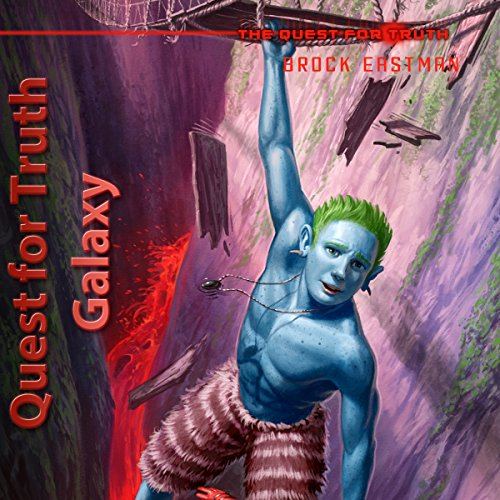 Quest for Truth Galaxy (The Quest for Truth) audiobook cover art