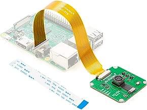 Arducam 13MP Pi Camera 4K, 1/3 Inch IMX135 for Raspberry Pi Camera, MIPI Camera Module, Plugged into Native MIPI CSI-2 Port on Raspberry Pi